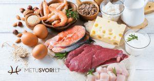 Baltymų dieta