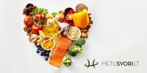 Cholesterolio mažinimo dieta