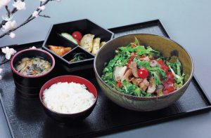 Japoniška dieta