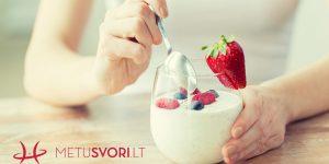 Jogurto dieta