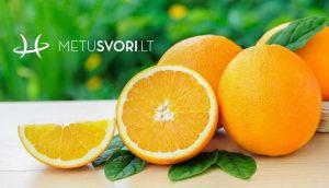 Apelsinų dieta