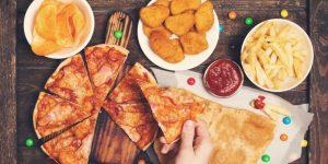 Ką valgyti patiriant stresą?