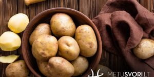 Bulvių dieta