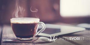 Kavos nauda ir žala